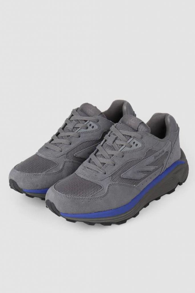 hi-tec HTS SILVER SHADOW SHOES GREY ROYAL