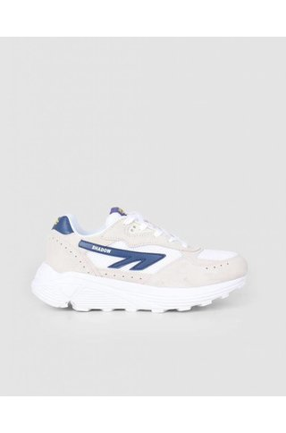 HI-TEC HTS SILVER SHADOW RGS SHOES OFFWHITE/ROYAL/YELLOW