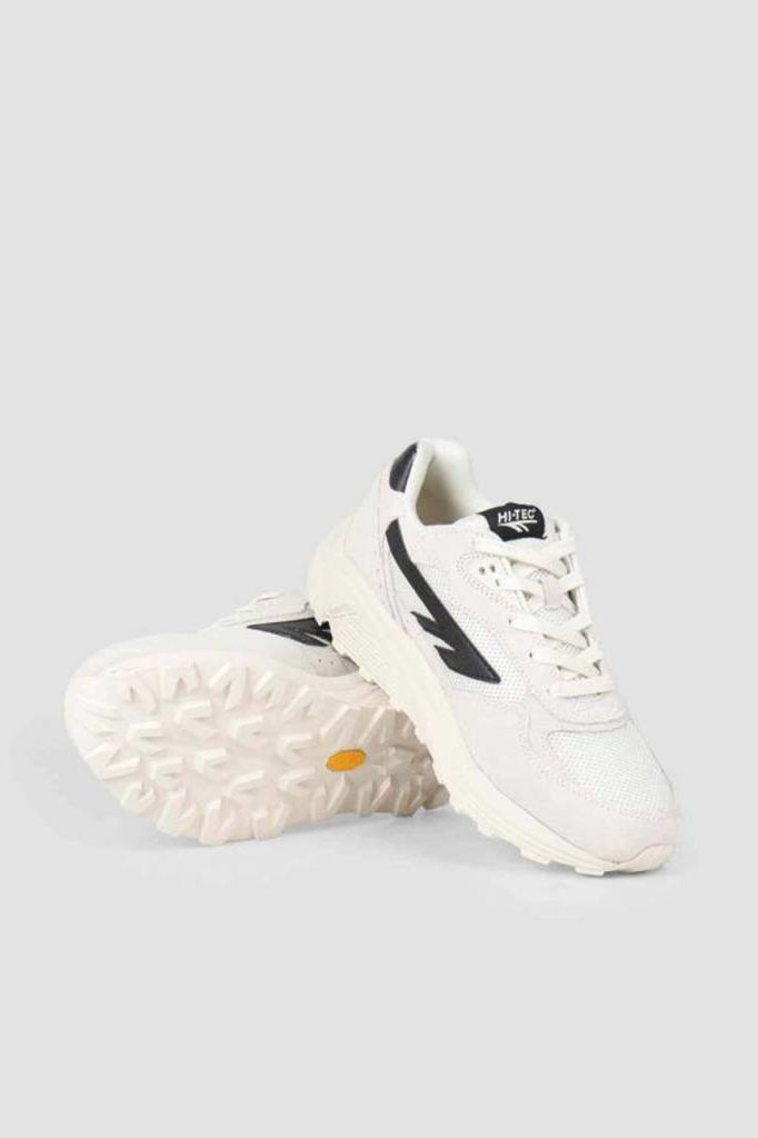 hi-tec hts HTS SILVER SHADOW RGS SHOES OFF WHITE/BL