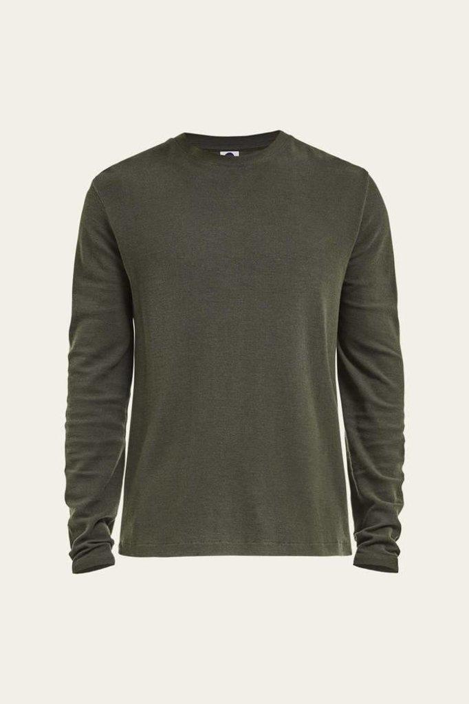 nno7 clive tshirt green