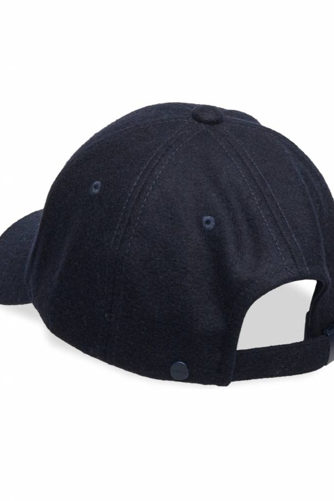 nno7 baseball cap navy blue