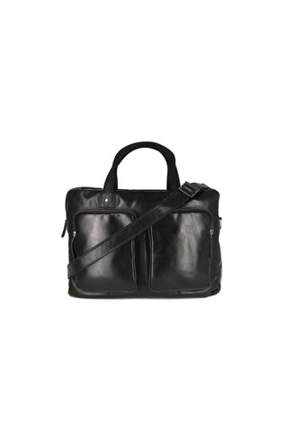 TRACK DAYBAG BLACK