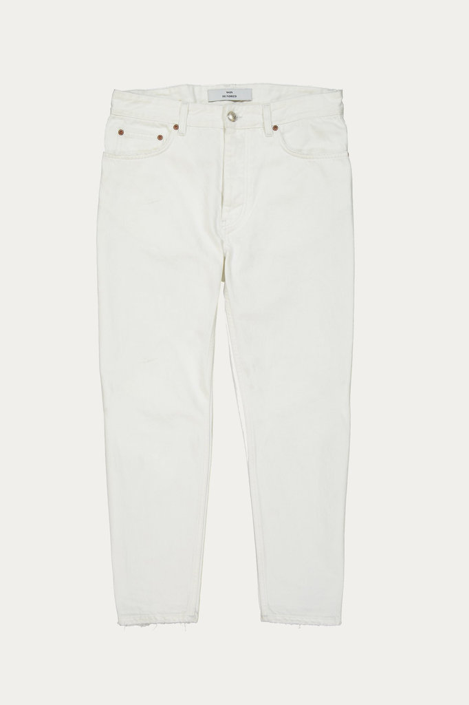 Won Hundred BEN JEANS TINTED WHITE DISTRESSED