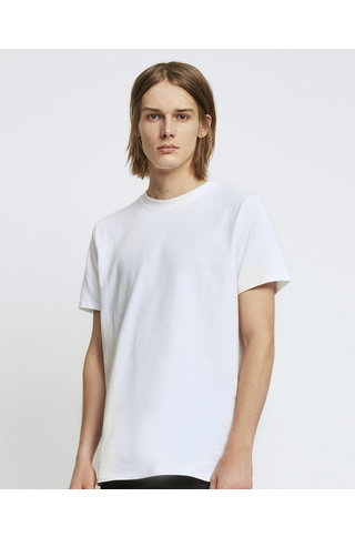 Won Hundred LAYNE ORGANIC TSHIRT WHITE