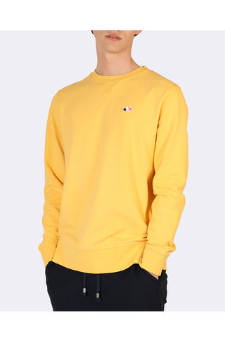 the goodpeople cloud sweater yellow