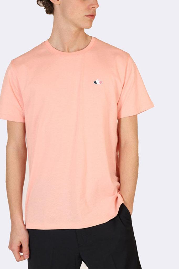 the goodpeople air tshirt peach