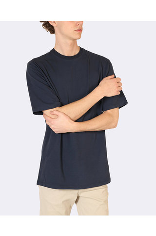 the GoodPeople jade tshirt navy