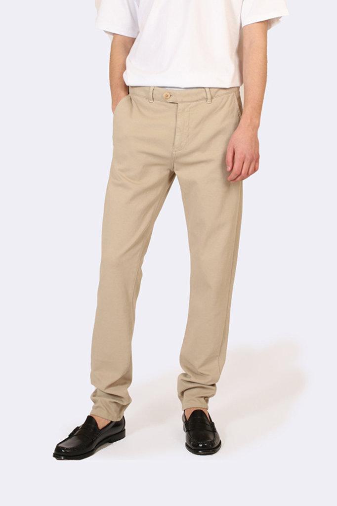 the goodpeople ginky pants beige