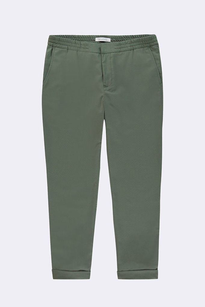 the goodpeople bite chino army green
