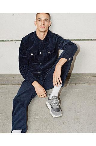 samsoe & samsoe cosmo jeans dark sapphire