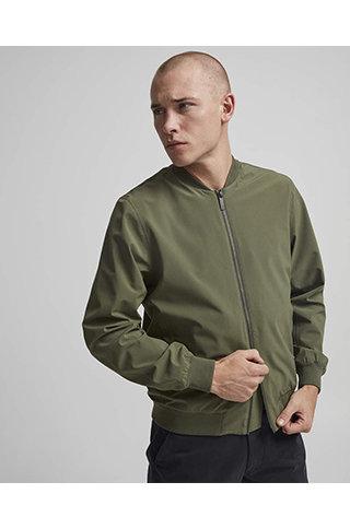 NN07 kai jacket moss