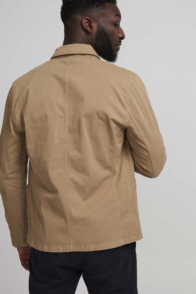 nno7 oscar blazer khaki