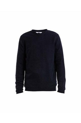 nno7 hubert knit navy blue