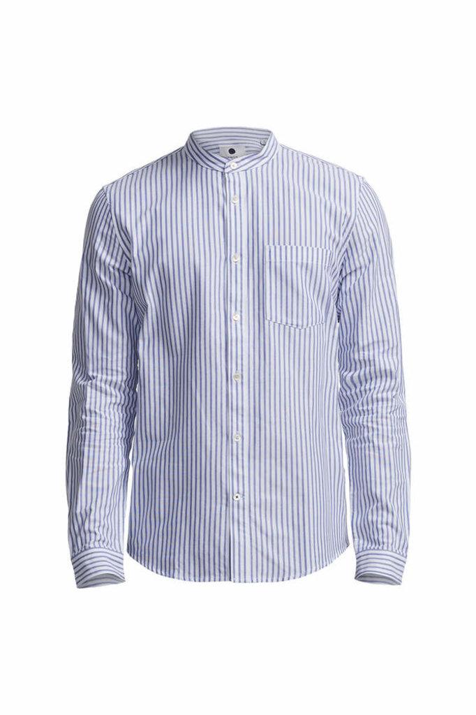 NN07 eske shirt blue stripe