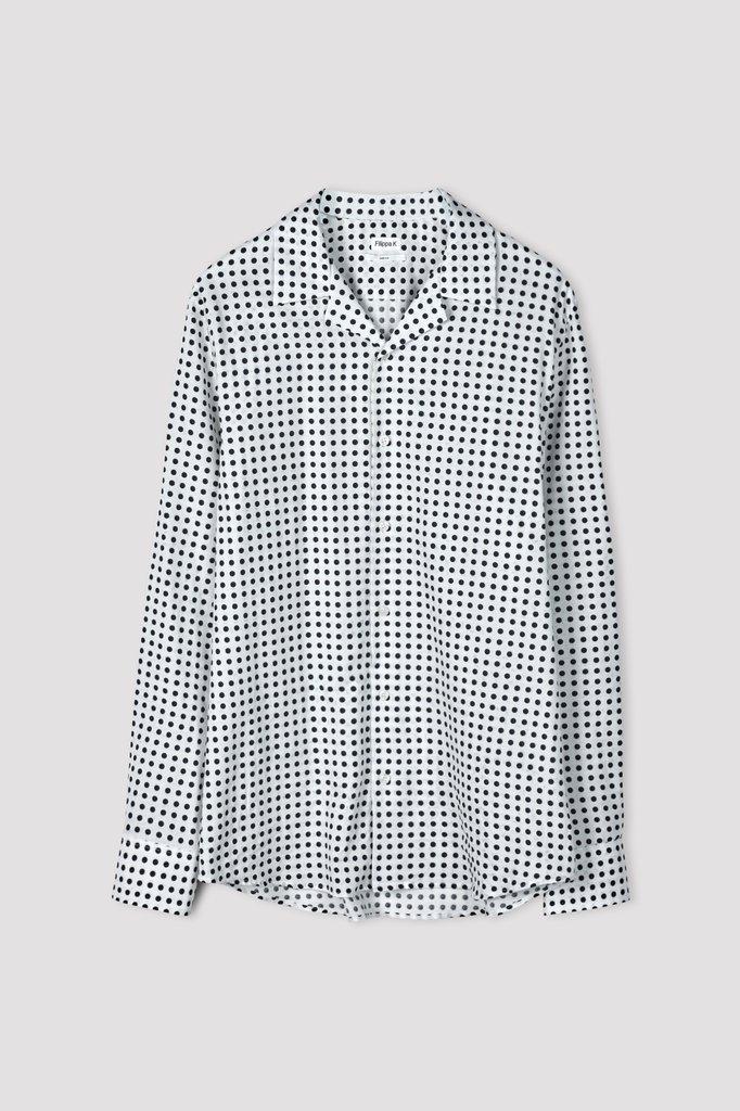FilippaK jean-paul dot print shirt