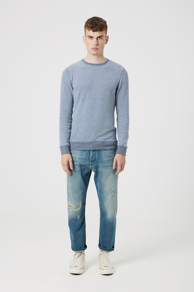 DENHAM crop gramalfi jeans