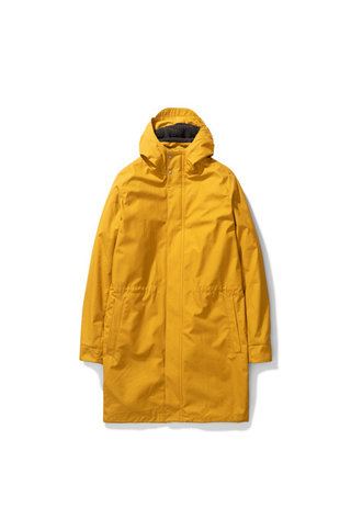 Norse Projects Elias Cambric Cotton - Montpellier Yellow 3039