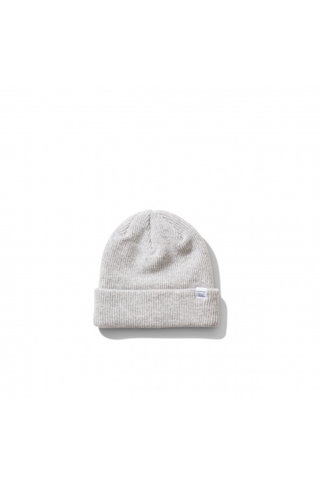 norse projects Norse Beanie - Light Grey Melange 1026