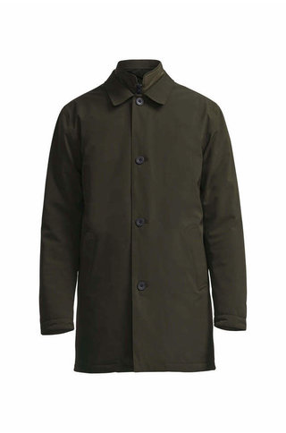 NN07 Blake 8240 Technical Jacket - dark army
