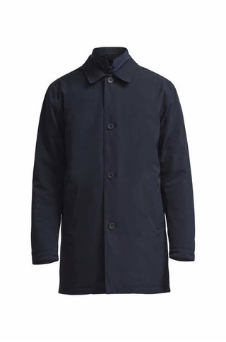 NN07 Blake 8240 Technical Jacket - navy blue