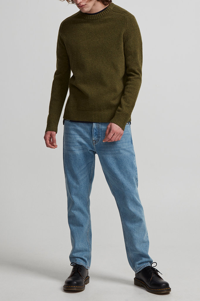 NN07 ed donegal knit 6342 - army