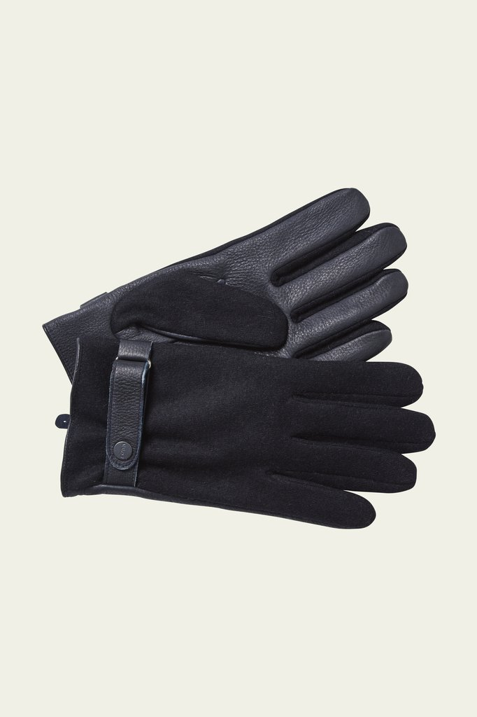 NN07 glove six 9077 - black