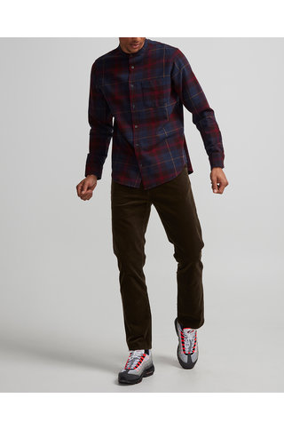 NN07 justin shirt 5154 - multi check