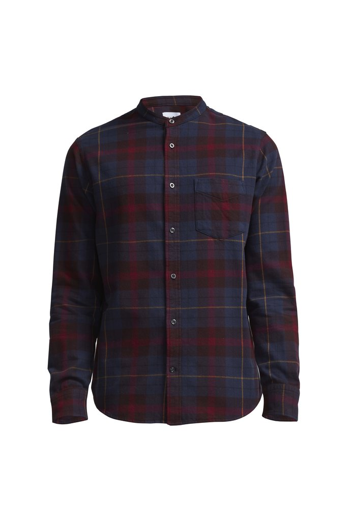 NN07 justin shirt 5154 - multi check