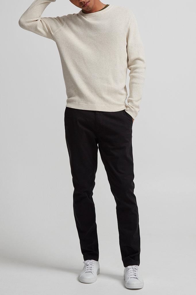 NN07 julian knit 6194 - light khaki