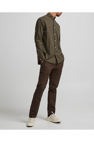 NN07 levon bd shirt 5722 - leaf green