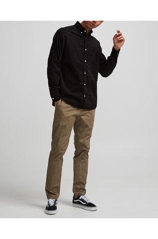 NN07 levon bd shirt 5723 - black