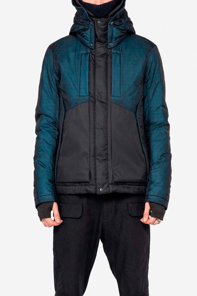 larsen jacket qm17 - navy blue