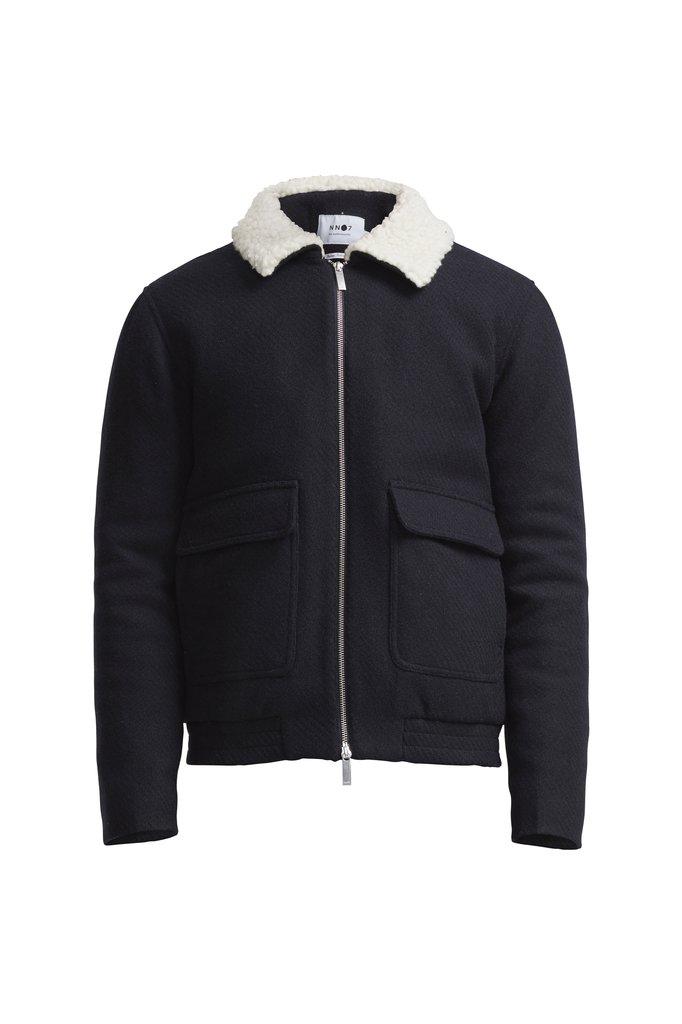 NN07 seton jacket 8158 - navy