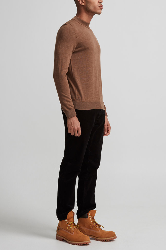NN07 martin knit 6328 - brown mel