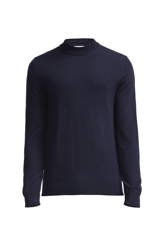 NN07 martin knit 6328 - navy