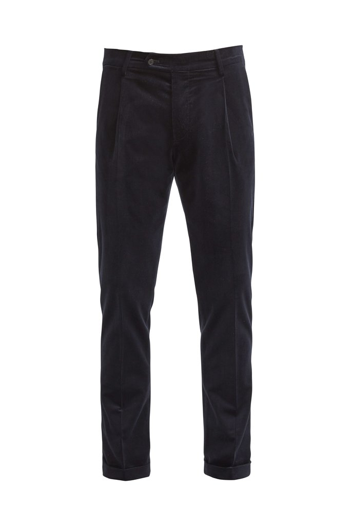 NN07 codo pants 1425 - navy