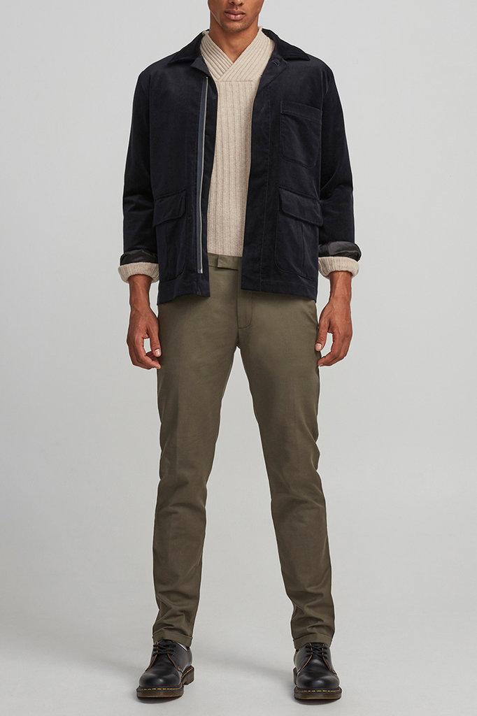 NN07 verne jacket 1425 - navy
