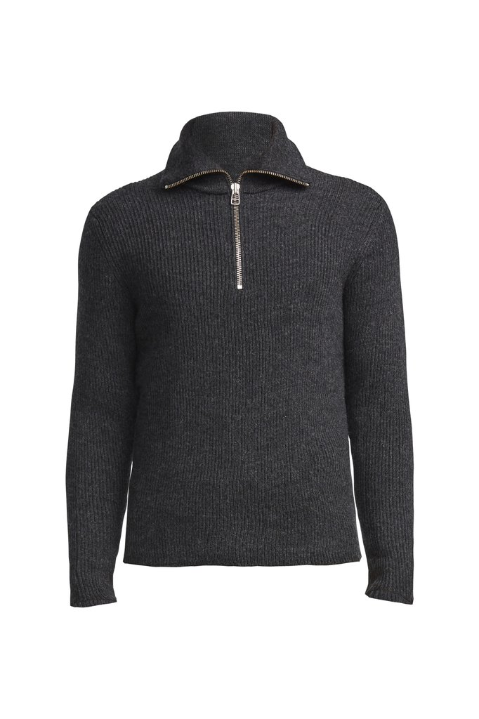 NN07 holger sweat 6336 - antracite