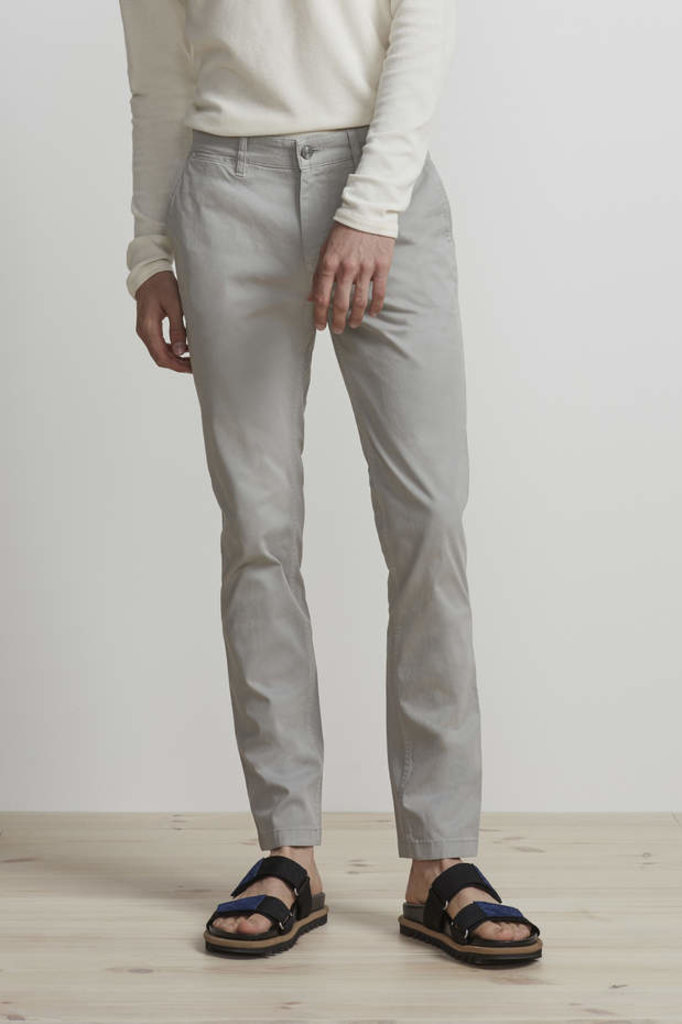 NN.07 marco 1400 pants - grey
