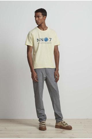 NN07 theo 1228 pants - grey mel