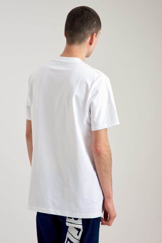 Arte thomas heart tshirt - white