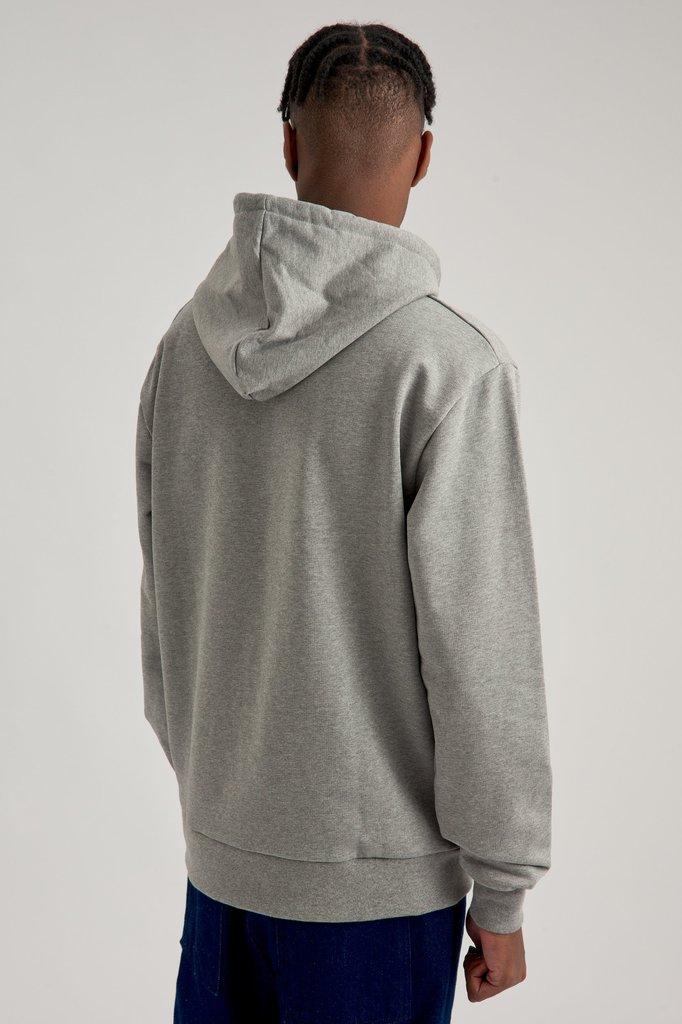 Arte hill hoodie - grey