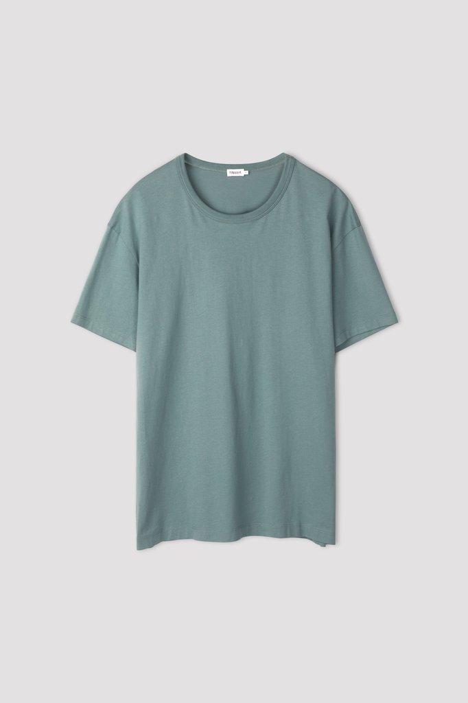 Filippa K lukas tshirt - mint powder