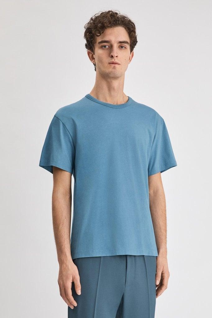Filippa K lukas tshirt - blue heaven