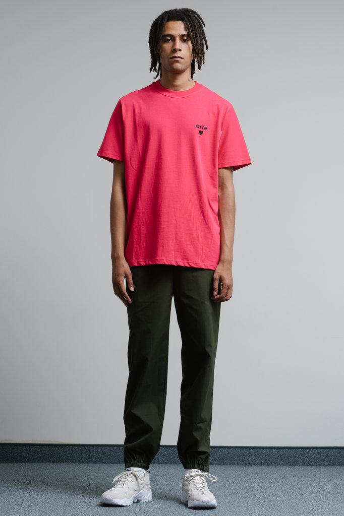 Arte thomas heart tshirt - pink
