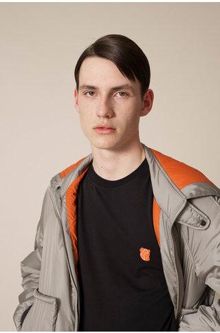 Tonsure joe jacket - light grey