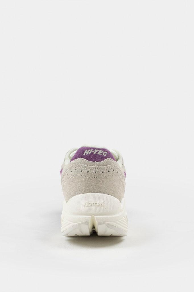 Hi-Tec hts silver shadow rgs - cotton/purple dusk