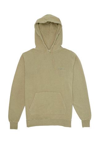 han kjobenhavn han casual hoodie - sand