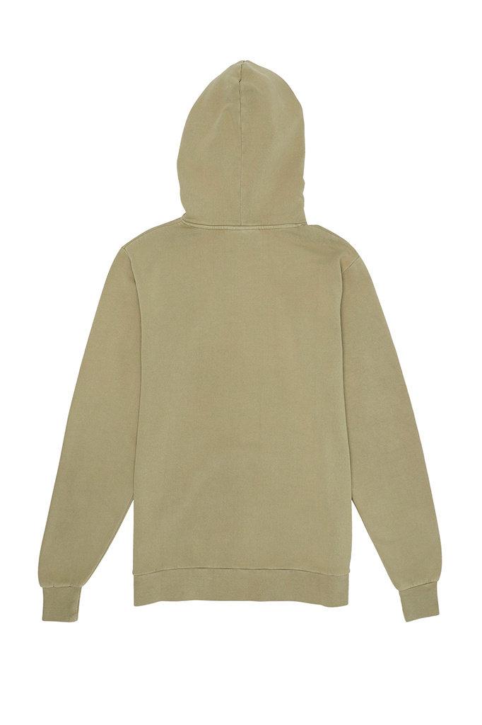 s han casual hoodie - sand