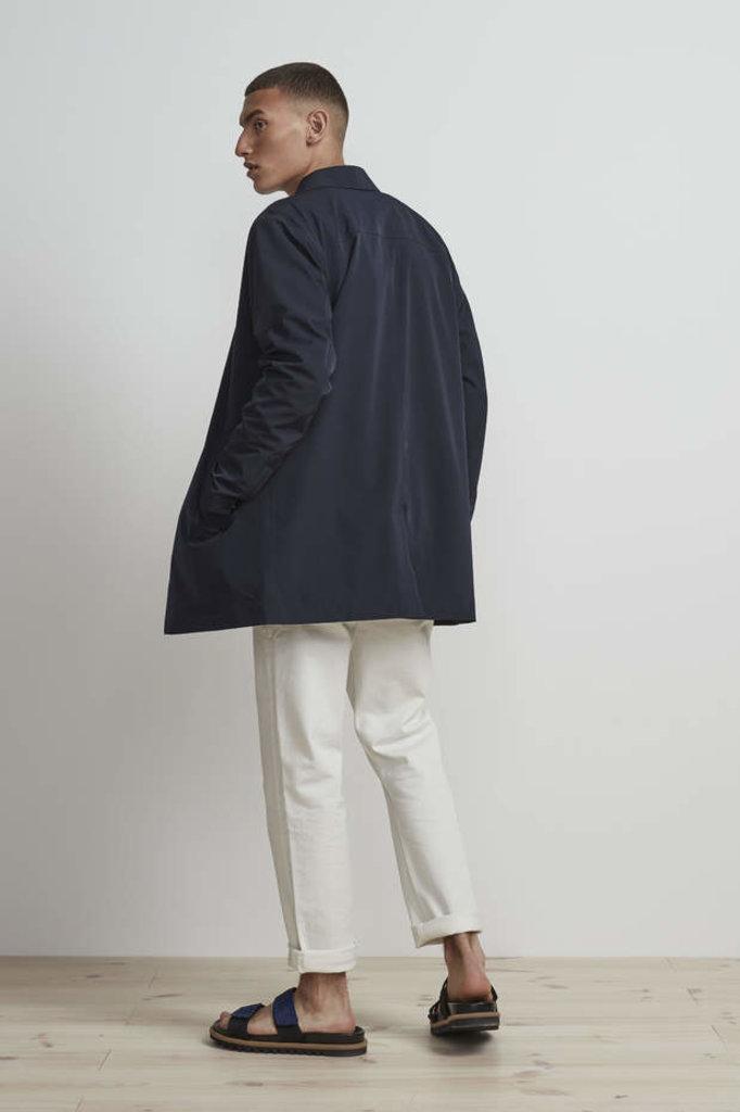 nn07 kim 8240 jacket - navy blue